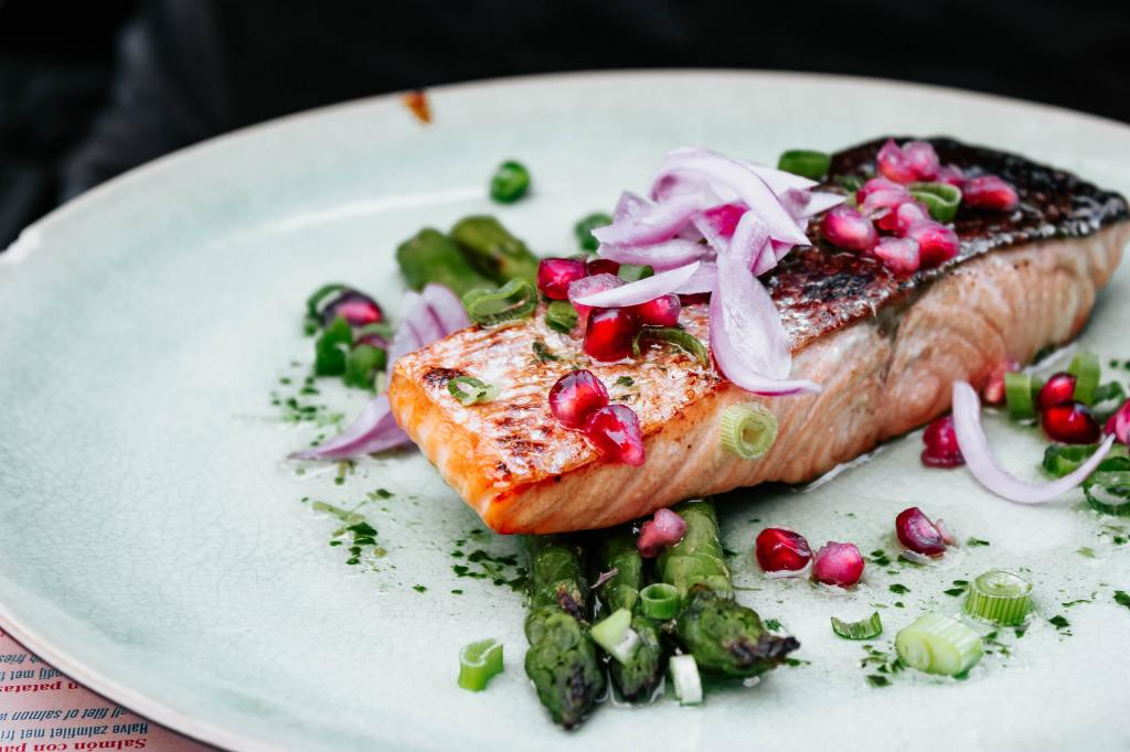 Best Keto Salmon Recipe - How to Make Keto Salmon