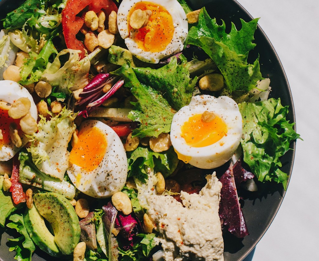 Can you eat salads on keto diet?