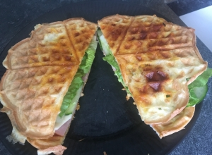 What Are Chaffles?