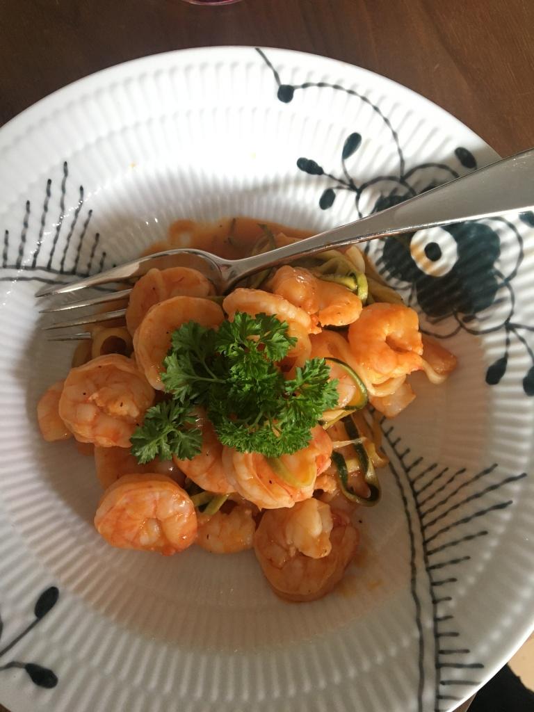 Is shrimp OK on keto diet?